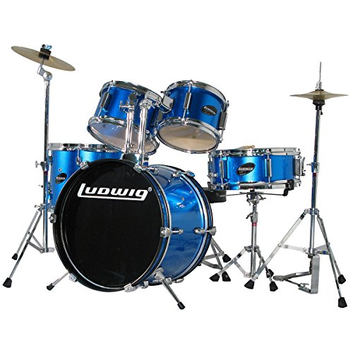 ludwig-junior-5-piece-drum-set-with-cymbals-blue