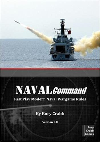 Naval Command: Modern Naval Wargame Rules: Amazon co uk