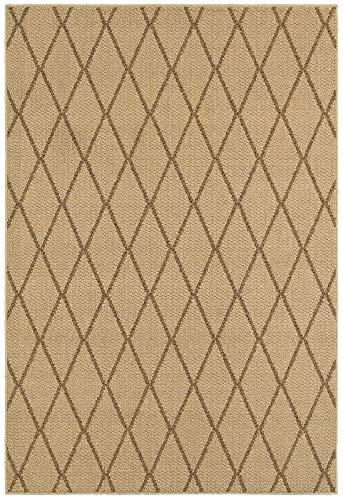 (Oriental Weavers Santa Rosa 90D Indoor/Outdoor Rug, 7'10