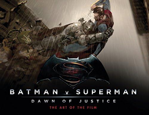 Amazon Com Batman V Superman Dawn Of Justice The Art Of