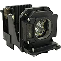 SpArc Platinum for Panasonic ET-LAB80 Projector Replacement Lamp with Housing