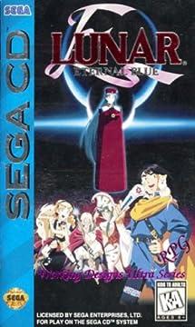Lunar II: Eternal Blue for Sega CD