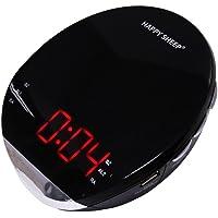 RádioRelógioCR-382U MP3 Preto