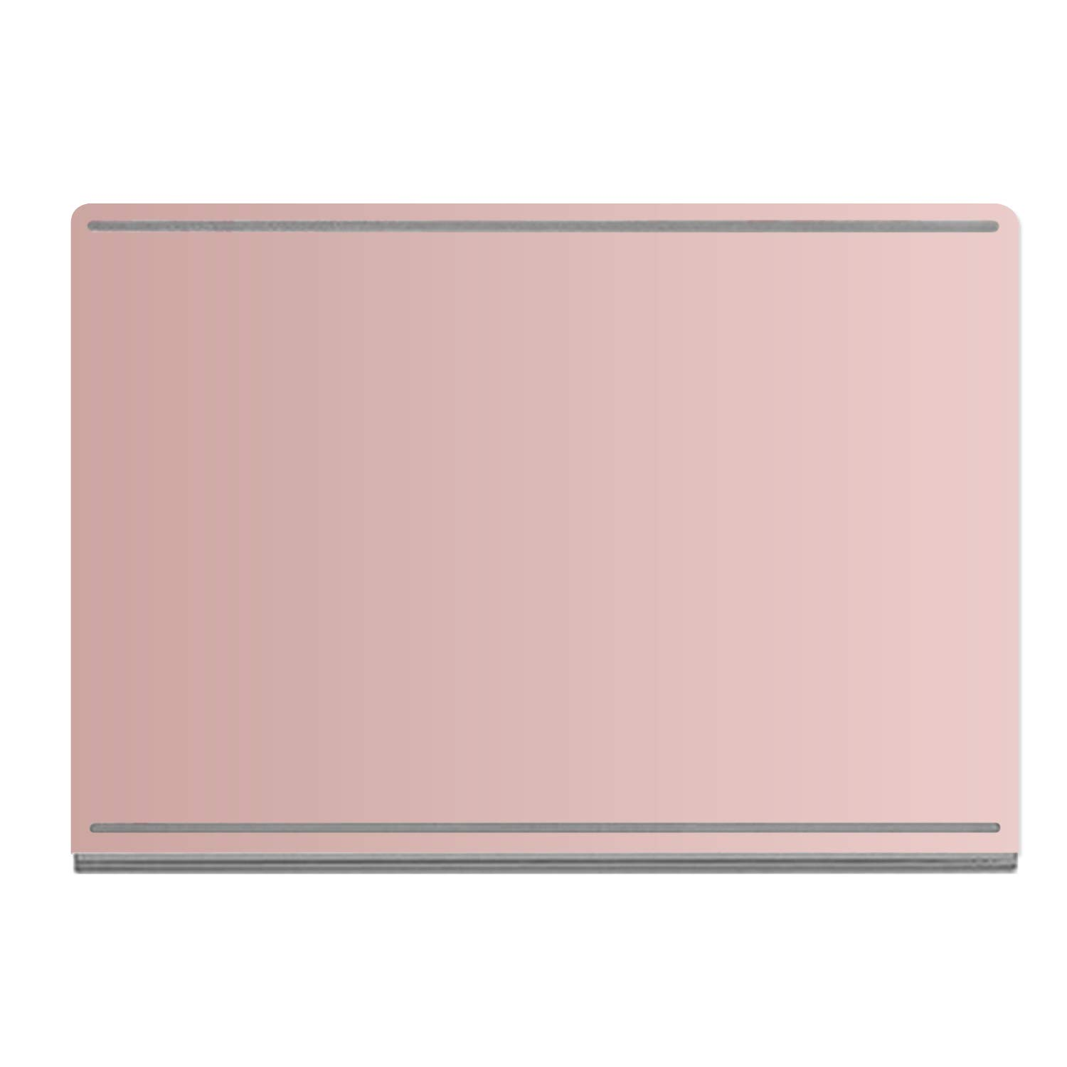 Masino Full Body Protector Decal Skin Laptop Cover Sticker for 13'' 13.5 inch Microsoft Surface Book 2 Core i5 Standard Configuration Version (2017 Released) (for 13.5'' Book 2, Decal- Rose Gold) by Masino (Image #4)