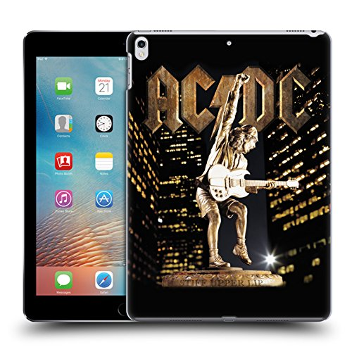 Stiff Upper Lip Album Art Hard Back Case for Apple iPad Pro 10.5 (2017) (Ac Dc Stiff Upper Lip Album)