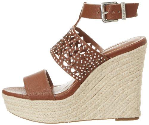 Femmes BCBGeneration EU Marron Neuf Sandales Chaussures Pointure 41 Suzie wxvU6
