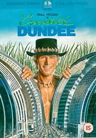 Image result for crocodile dundee dvd