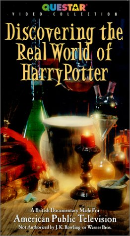 Click for larger image of Discovering the Real World of Harry Potter [VHS]