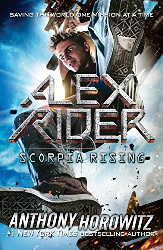 Top 6 best alex rider series scorpia rising: Which is the best one in 2019?