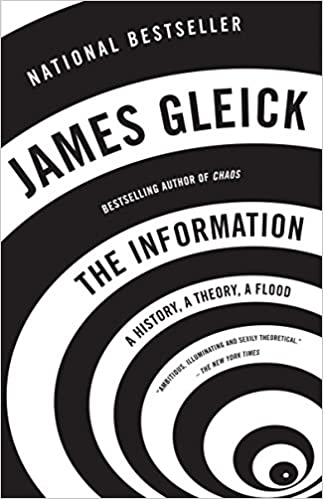 The Information book cover