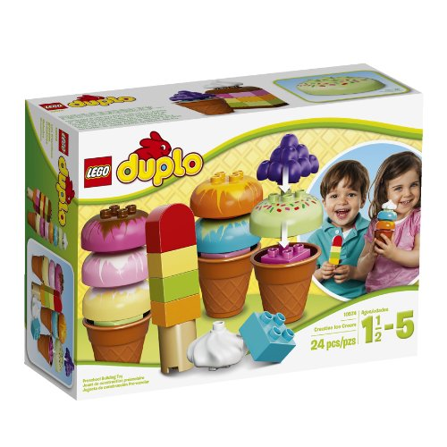 LEGO DUPLO Creative Play Ice Cream