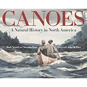 Canoes: A Imbecile History in North America