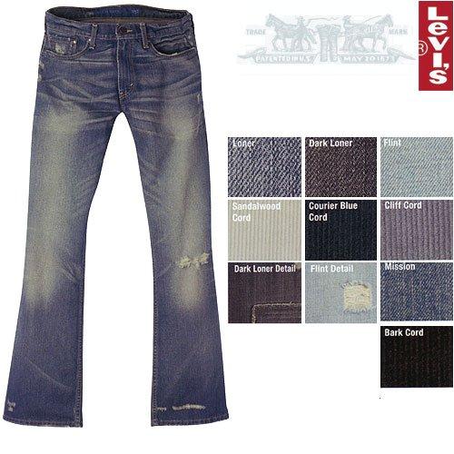 Levi's 527 Low Rise Boot Cut Jean (30X32, 3910-EAGLE)