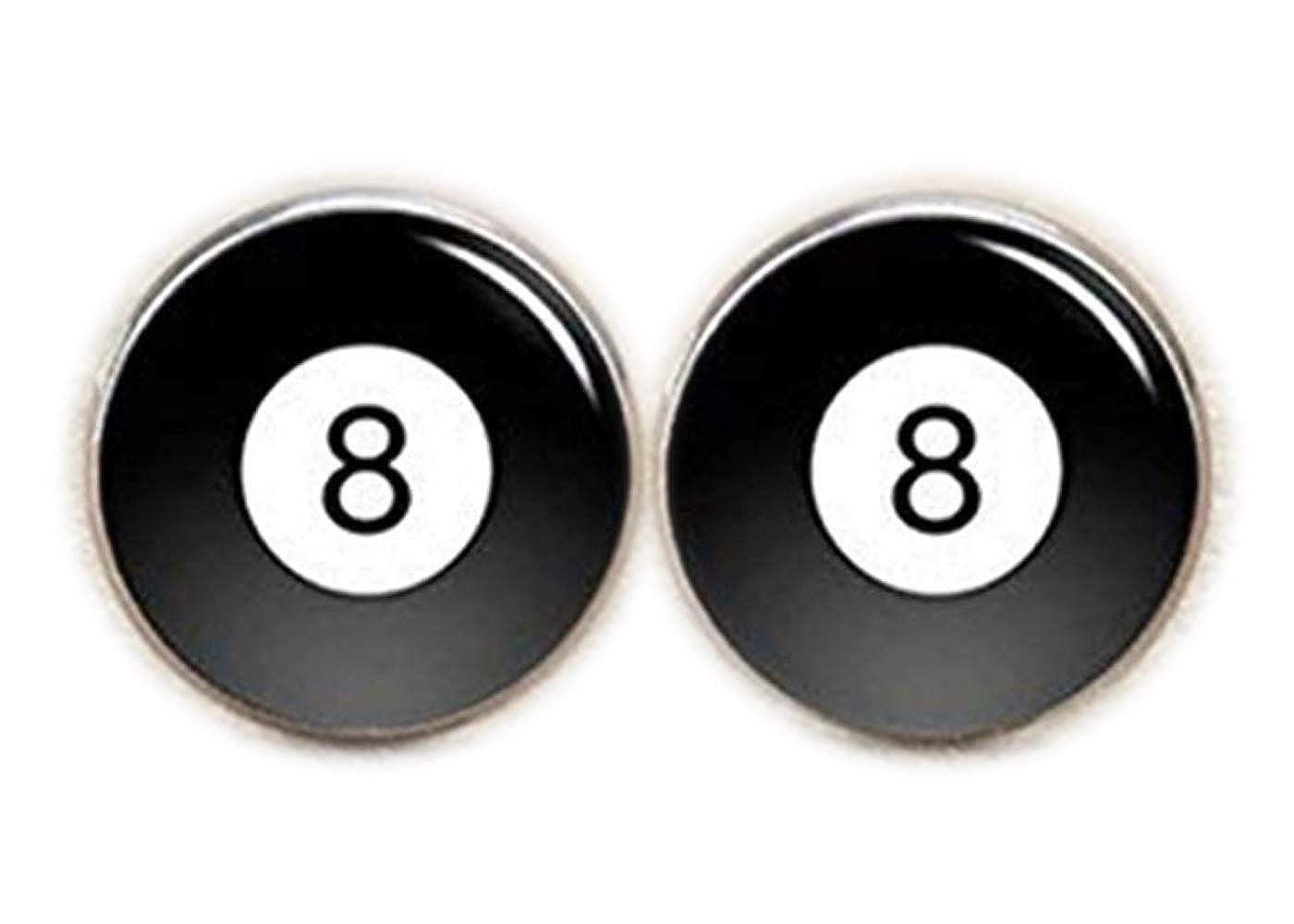 Gemelos de billar, bola de billar Gemelos de 10, número 8 piscina ...