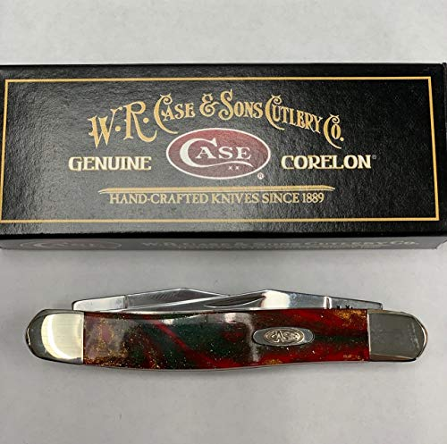 Case XX 9200FP Fruited Plains Corelon Muskrat Knife