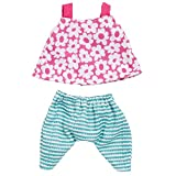 Manhattan Toy Wee Baby Stella A Day At The Park 12'' Baby Doll Clothing Set