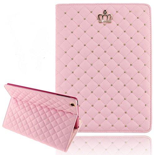 iPad Air 2 Cases for Teen Girls, Umiko iPad Air 2 Cute Crown