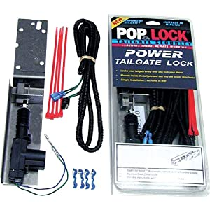 Pop & Lock PL8521 Power Tailgate Lock for 05-12 Toyota Tacoma