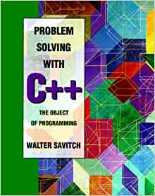 problem solving with c walter savitch free download