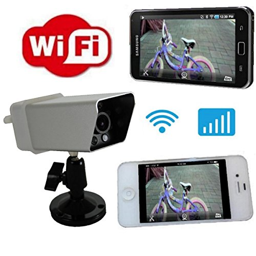 4UCam Portable WiFi Backup Camera for iPhone/iPad and Android by 4UCam