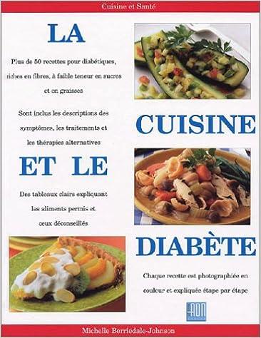 Lire un La cuisine et le diabète pdf epub