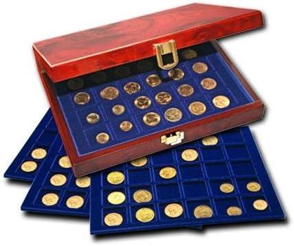 Caja fuerte madera para monedas de PREMIUM MIX con 3 TABLEAUS no ...