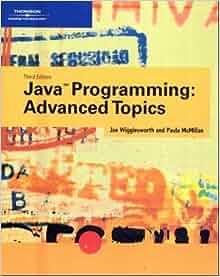 PROGRAMMING WIGGLESWORTH TOPICS PDF ADVANCED JOE JAVA