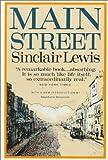 Main Street, Sinclair Lewis, 0786703253