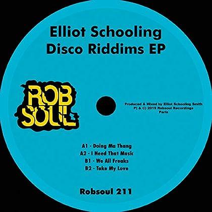 Elliot Schooling - I Need That Music