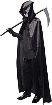 Disfraz de Halloween Capa de Halloween - Satén / Tela Brillante ...