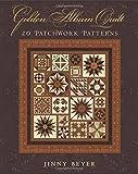 img - for Golden Album Quilt: 20 Patchwork Patterns book / textbook / text book