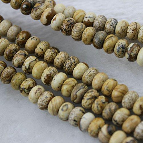 Buy rondelle stone beads