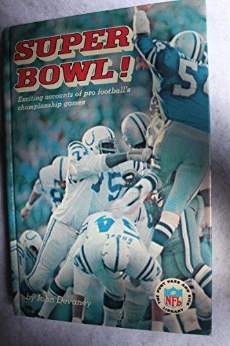Super Bowl By John Devaney  1971 09 01