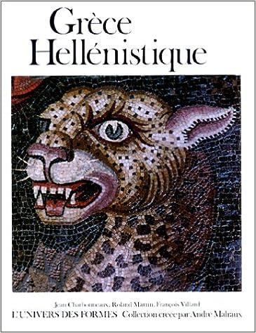 Livres à télécharger en mp3 La Grèce hellénistique 2070111113 PDF FB2