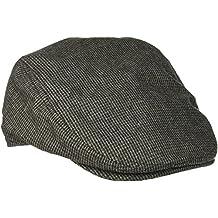 Dockers Men's Houndstooth Flat Top Ivy Hat