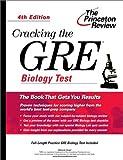 Cracking the GRE Biology Test, Deborah Guest, 0375762655