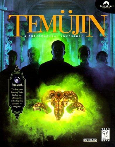 Temujin: A Supernatural Adventure (輸入版) B00002SVXK Parent