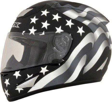 AFX 01019677 FX-95 Flag Helmet (Stealth, - Helmets 20 Afx Fx
