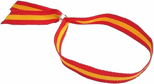 Pulsera bandera españa
