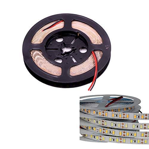 MARSWELL LED Strip Lights Warm White 3000K High CRI 80+ SMD5730 Non-waterproof