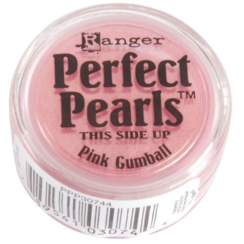 Ranger PPP-30744 Perfect Pearls Pigment Powder, Pink Gumball