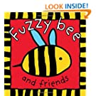 Fuzzy Bee and Friends (Cloth Books)