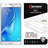 Chevron 2.5D 0.3mm Pro+ Tempered Glass Screen Protector For Samsung Galaxy On8 / Samsung Galaxy J7 (2016)