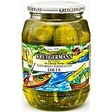 Kruegermann Naturally Fermented Dill Pickles in Cloudy Brine 32 fl oz