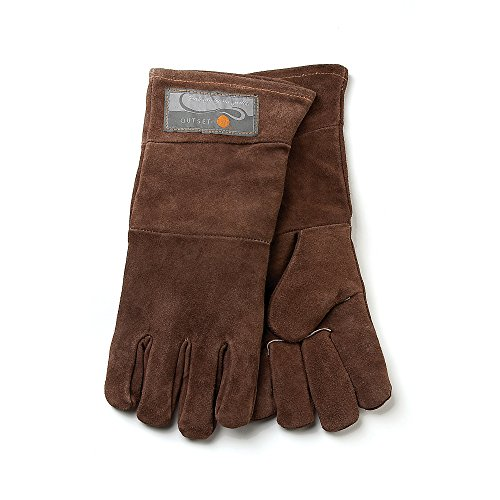 Outset F234 Leather Grill Gloves product image
