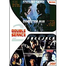 Double séance Action - Demolition Man + Freejack