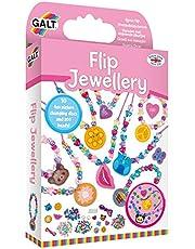 Galt Toys Flip Jewellery Making Set, Multicolored