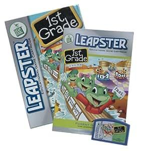 LeapFrog®  Leapster® Learning Game: 1st Grade