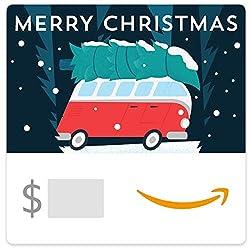 Christmas Van eGift card link image