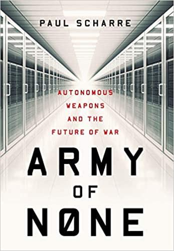 """Army of None"" Cover"